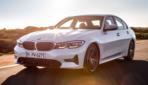 Neuer Plug-in-BMW 330e fährt bis zu 60 Kilometer rein elektrisch