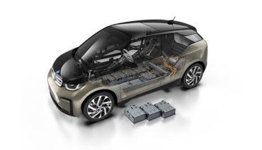 BMW-Elektroauto-Battterie