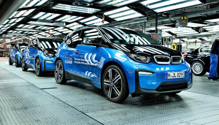 BMW-Elektroauto-Strategie