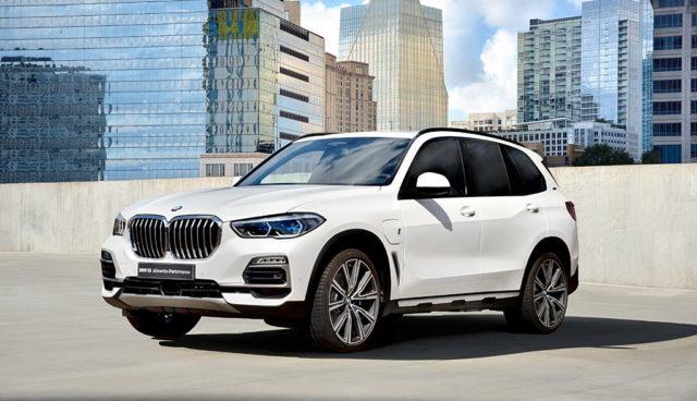 BMW könnte Plug-in-Hybride in der Stadt in den Elektro-Modus zwingen