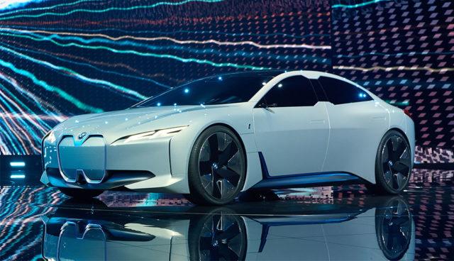 BMW will Elektroautos mit verschiedenen Batteriegrößen anbieten