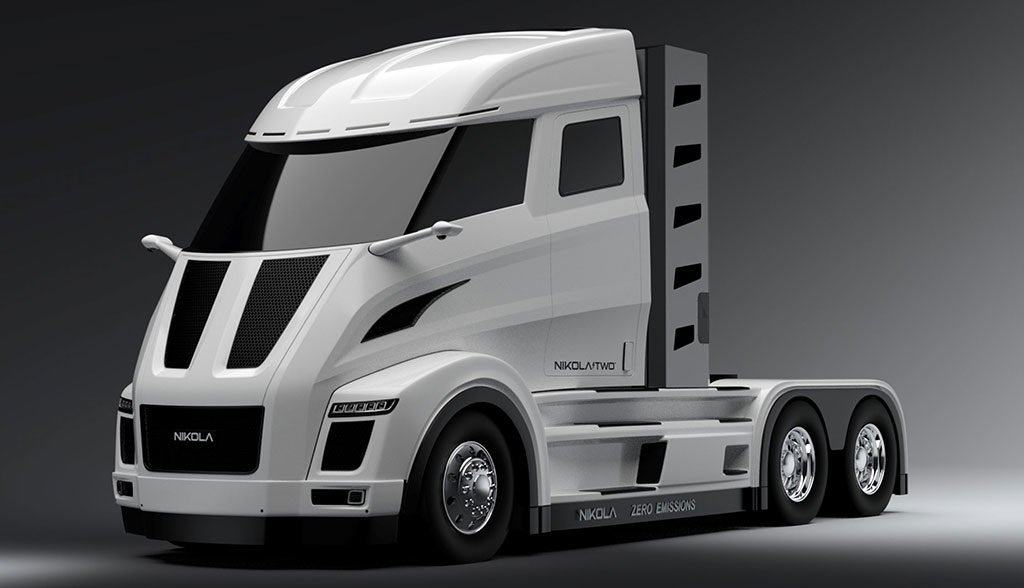 Bosch-Elektro-Lkw-Wasserstoff