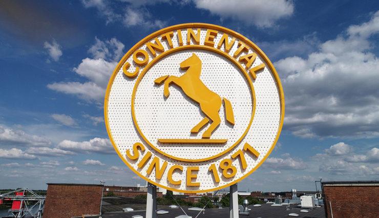 Continental-Batteriezellproduktion