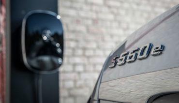 Daimler-Plug-in-Hybrid-S-Klasse