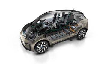 Elektroauto-Batterie-BMW