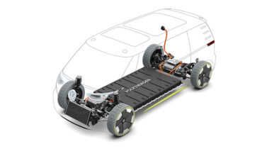 Elektroauto-Batteriezelle