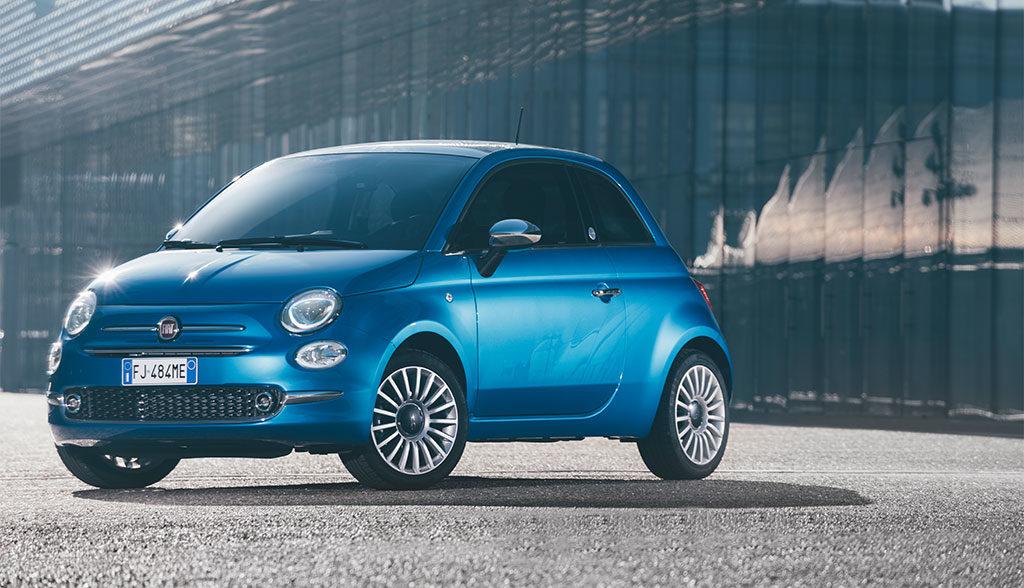 Fiat-Chrysler-Elektroauto