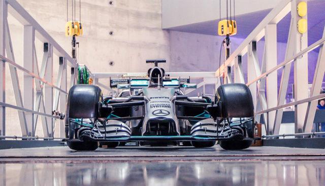 Formel-1-Elektromobilitaet