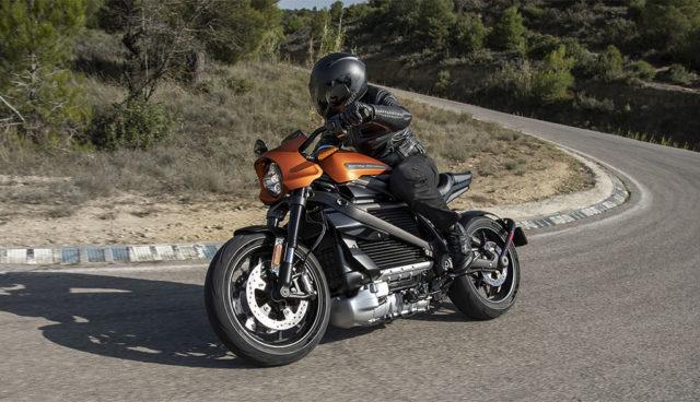 Elektro-Motorrad LiveWire: Harley-Davidson zeigt Serienfahrzeug