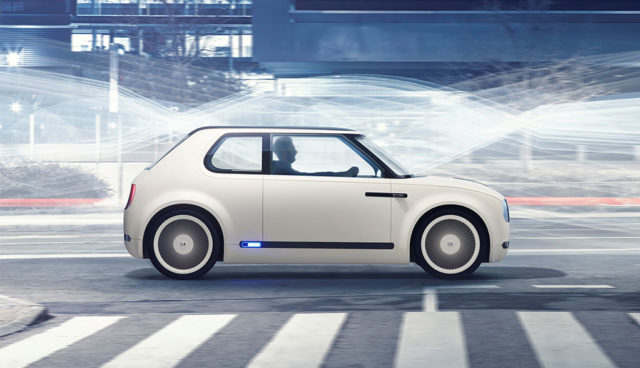Honda setzt in Europa künftig auf Elektroautos und Hybride statt Diesel