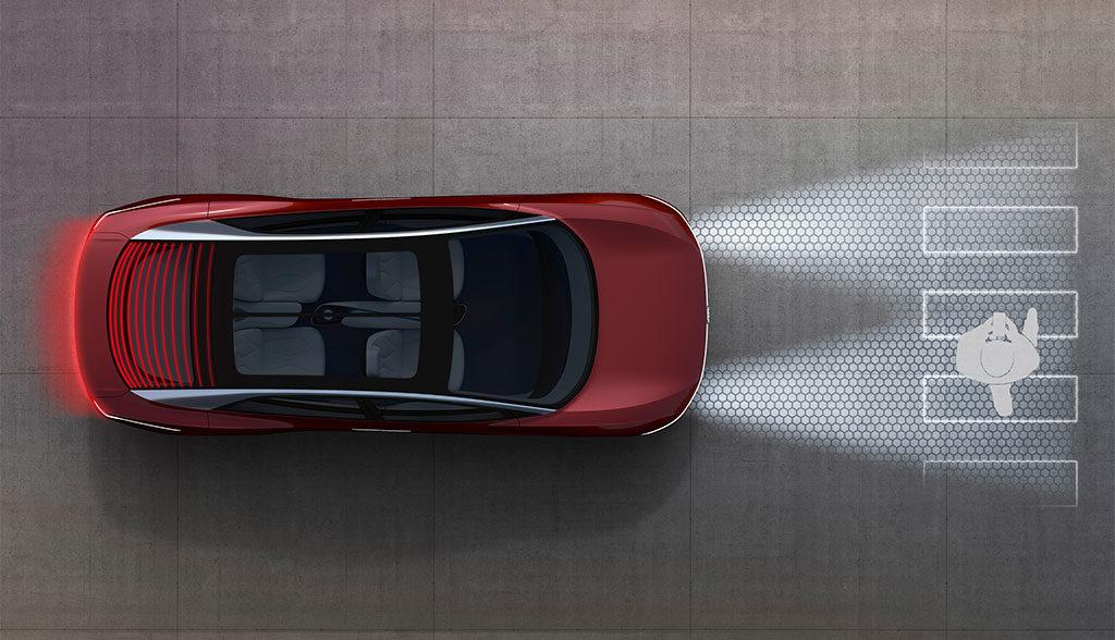 Infineon-Elektroauto