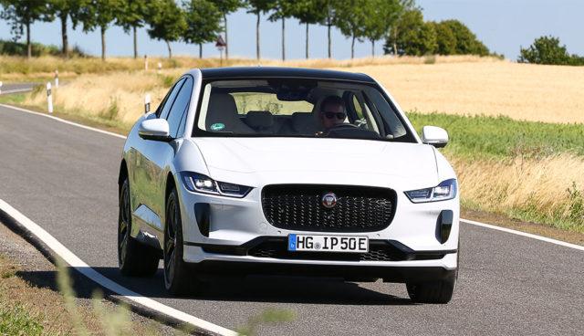 """Forscher über Jaguar I-Pace: """"Die Zahlen ergeben keinen Sinn"""""""