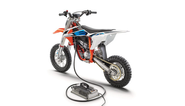 KTM-Elektro-Motorraeder