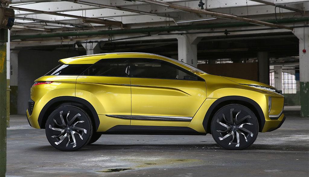 Mitsubishi-Elektroauto-SUV
