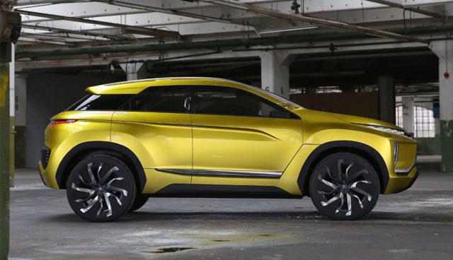 Mitsubishi plant vorerst keine eigenständigen Elektroauto-Baureihen