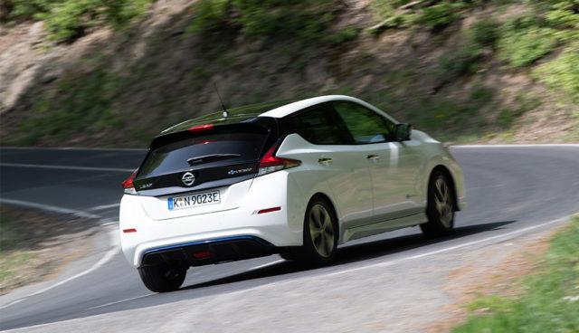 Nissan LEAF mit 60-kWh-Batterie kommt später auf den Markt