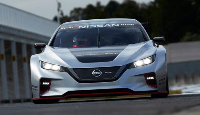 LEAF NISMO RC: Nissan zeigt neuen Elektroauto-Renner