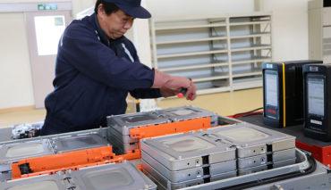 Panasonic–Festkoerper-Batterie