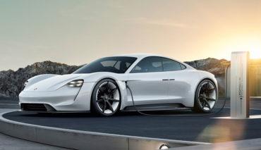 Porsche-Elektroauto-Taycan