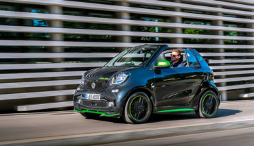 Smart-ForTwo-Elektroauto