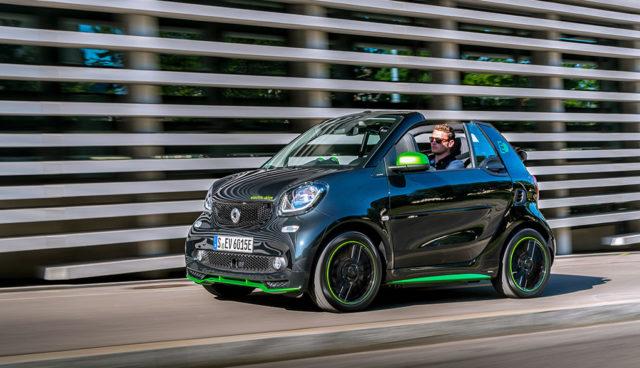 Angela Merkel: Mehr Elektroautos können Fahrverbote verhindern