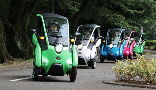 Toyota nutzt Olympia 2020 für E-Mobilitäts-Demonstration