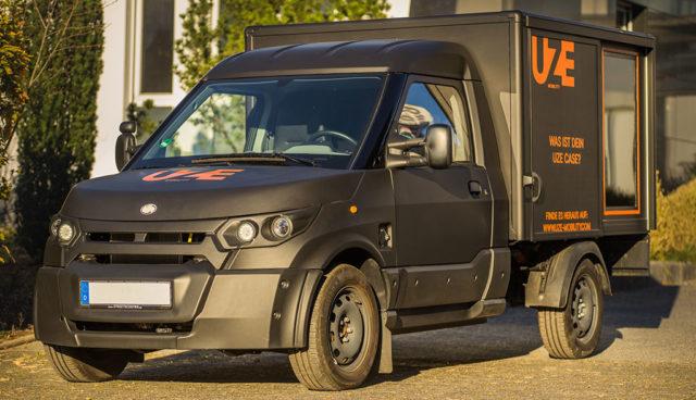 UZE Mobility verleiht in Bremen zukünftig kostenlos Elektro-Transporter