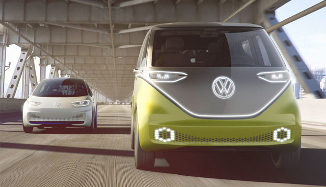 Volkswagen: Emden und Hannover werden Elektroauto-Standorte