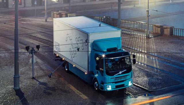 """Nutzfahrzeugvermieter nimmt """"beachtliches Interesse an elektrischen Lkw"""" wahr"""