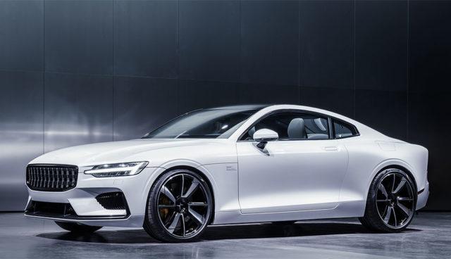 Volvo Polestar: Große Elektroauto-Reichweiten werden an Bedeutung verlieren