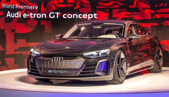 """Finanzvorstand: Jedes Audi-Elektroauto wird """"zu hundert Prozent ein Audi sein"""""""