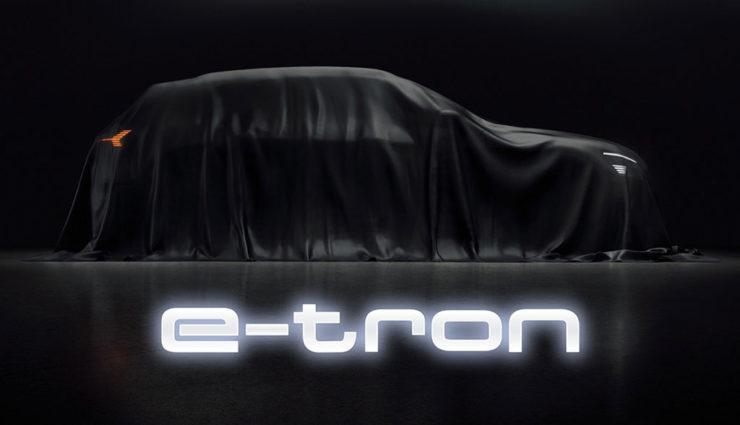 Audi-Kompakt-Elektroauto