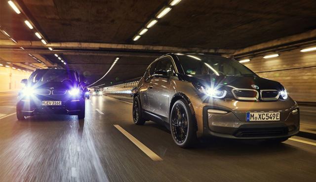 BMW und Daimler könnten bei Elektroautos und Batterien zusammenarbeiten