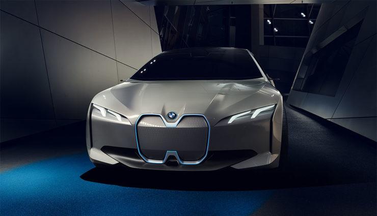BMW baut Werk München für E-Mobilität um