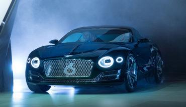 Benltey-Elektroauto