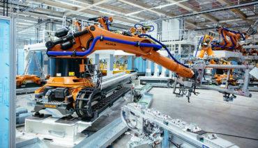 Elektroauto-Produktion-Jobs