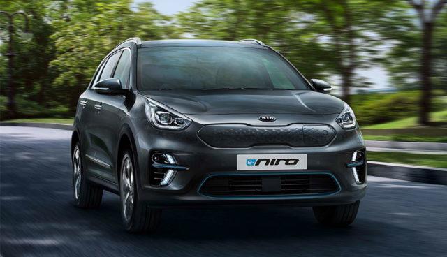 Kias Batterie-SUV e-Niro kostet ab 34.290 Euro