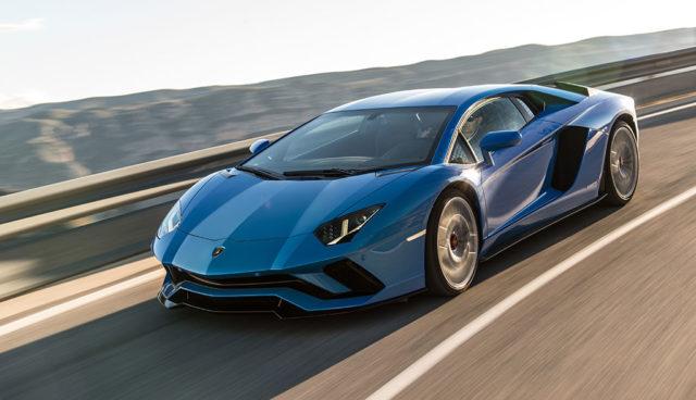 Lamborghini bestätigt Elektrifizierung von Aventador und Huracán