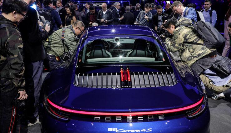 """Porsche-Baureihenleiter: 911er als Elektroauto - """"warum nicht?"""""""