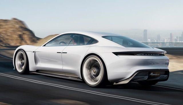 Porsche Taycan: So ist der Name entstanden