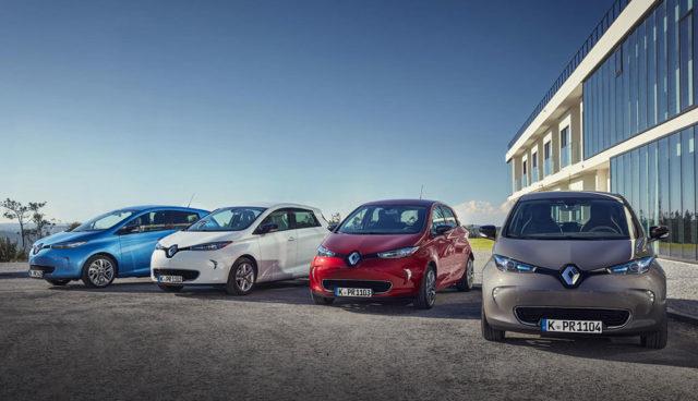 "Über 1000 ZOE: Renault feiert ""Monats-Verkaufsrekord"""