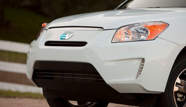 Toyota sieht Batterie-Elektroautos weiter skeptisch