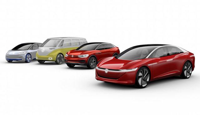 VW: Elektroautos stoßen Neugestaltung des Vertriebs an