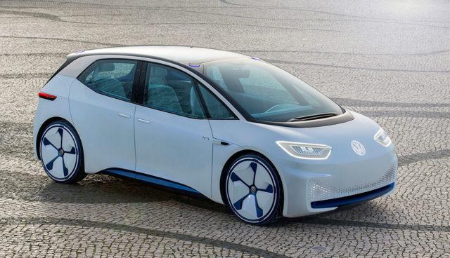VW I.D. kann ab Frühjahr/Mitte 2019 vorbestellt werden