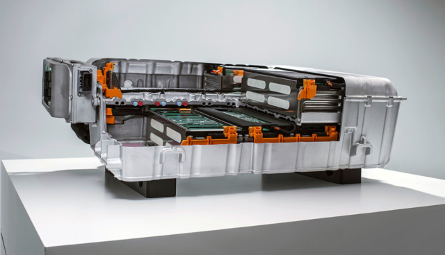 Audi-Batterie