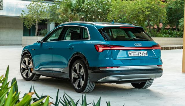 """Finanzvorstand über Elektroauto: """"Rote Zahlen einzuplanen kann sich Audi nicht leisten"""""""