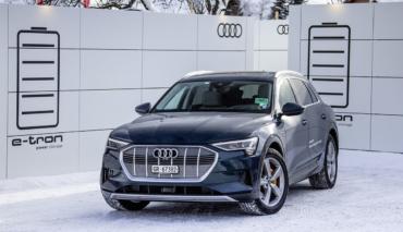 Audi-Elektroauto-Absatz