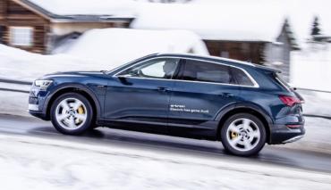 Audi-Elektroauto-Restwert