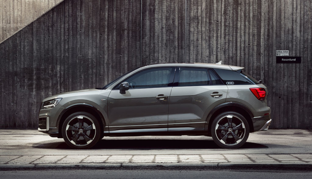 Audi teasert kompaktes Elektroauto-SUV – SUV-Crossover e-tron Sportback startet 2019