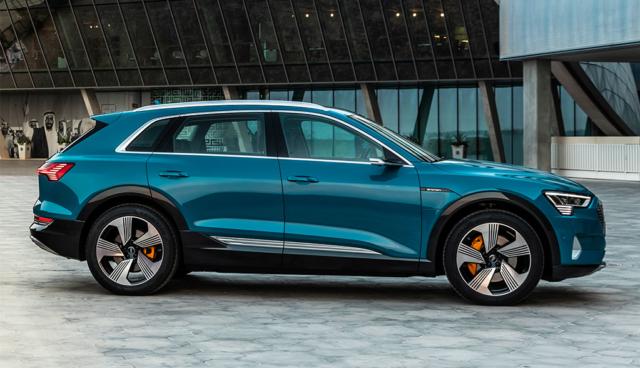 Audi e-tron soll ab März ausgeliefert werden